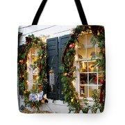 Pretty Store Windows Tote Bag