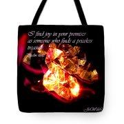 Priceless Treasure Tote Bag