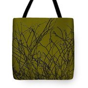 Prickly Branches Tote Bag