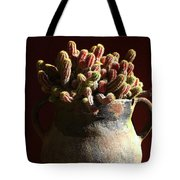 Prickly Padres Tote Bag