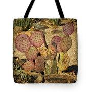Prickly Pear Cactus Dsc08545 Tote Bag