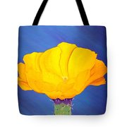 Prickly Pear Flower Tote Bag