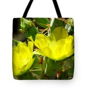 Prickly Pride Tote Bag