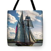 Pride Of  Baltimore 1 Tote Bag