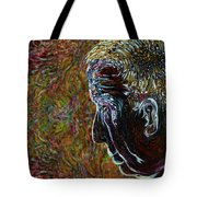 Priest Of Solace Tote Bag