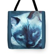 Prima Donna, Cat Tote Bag