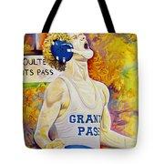 Primal Roar Tote Bag