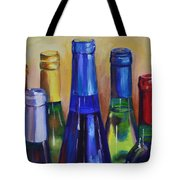 Primarily Wine Tote Bag
