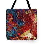 Primary Autumn Tote Bag
