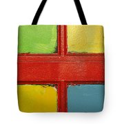 Primary Focus Tote Bag