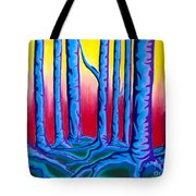 Primary Forest One Tote Bag