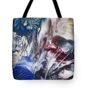 Primordial State Of Mind Tote Bag