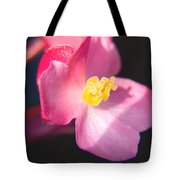 Bright Flower In Your Life Tote Bag