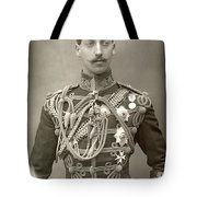 Prince Albert Victor Tote Bag