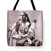 Prince Crow Tote Bag