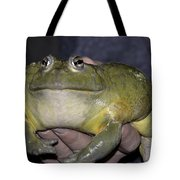 Prince Frog Hands Tote Bag