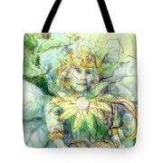 Prince Of Flowers Tote Bag