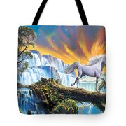 Prince Of The Mountains Tote Bag