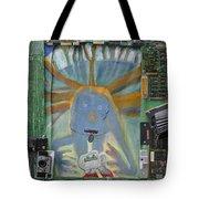 Prince Svyatoslav - Framed Tote Bag