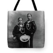 Princes Amedeo And Aimone Tote Bag