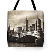 Princess Bridge Tote Bag