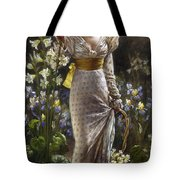 Princess Elvina Of Bavaria Tote Bag