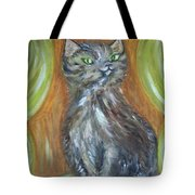 Princess Kitty Tote Bag