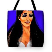 Princess Leia So Beautiful Tote Bag