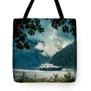 Princess Louisa Inlet Tote Bag