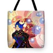 Princess Of Light Tote Bag