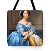 Princesse Albert De Broglie Nee Josephine Eleonare Marie Pauline De Galard De Brassac De Bearn Tote Bag