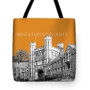 Princeton University - Dark Orange Tote Bag
