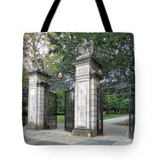 Princeton University Main Gate Tote Bag