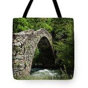 Principality Of Andorra. Pont De La Tote Bag