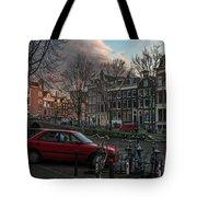 Prinsengracht 791. Amsterdam. Tote Bag