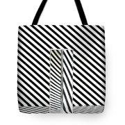 Prism Stripes 1 Tote Bag