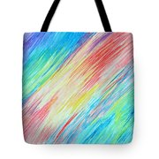 Prismatic Shore Tote Bag