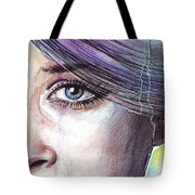 Prismatic Visions Tote Bag