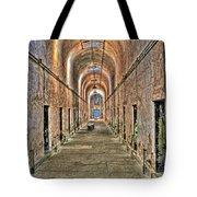 Prison Cells Tote Bag