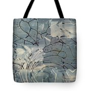 Privacy Window Tote Bag