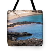 Private Beaches Tote Bag