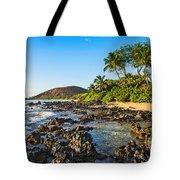Private Paradise Tote Bag
