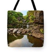 Private Pool Paradise - The Beautiful Scene Of The Seven Sacred Pools Of Maui. Tote Bag
