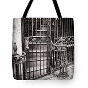 Private Stairway  Tote Bag