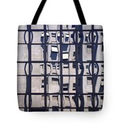 Private Worlds Tote Bag