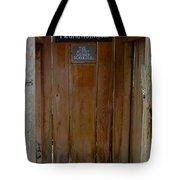 Privy Tote Bag