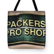 Pro Shop Poster Tote Bag