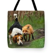 Probably The World's Worst Hunting Dog Tote Bag
