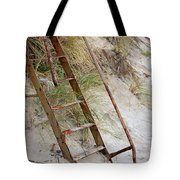 Proceed With Caution Tote Bag