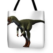Proceratosaurus Dinosaur Tote Bag